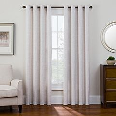 Sharper Image 1-Panel Bradford Window Curtain