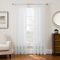Sharper Image Sonoma Window Curtain