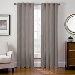Sharper Image 1-Panel Cassie Window Curtain