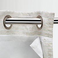 Sharper Image Snap-In Blackout Curtain Liner