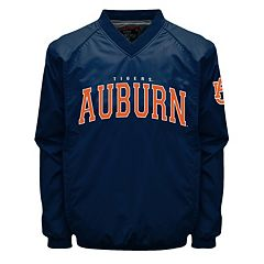 Men's Franchise Club Auburn Tigers Coach Windshell Jacket