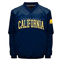 Men's Franchise Club Cal Golden Bears Coach Windshell Jacket