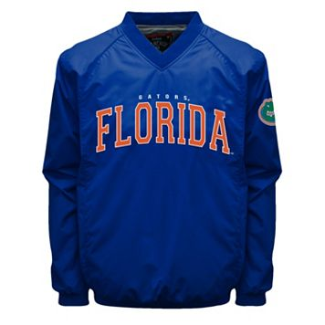 Men's Franchise Club Florida Gators Coach Windshell Jacket