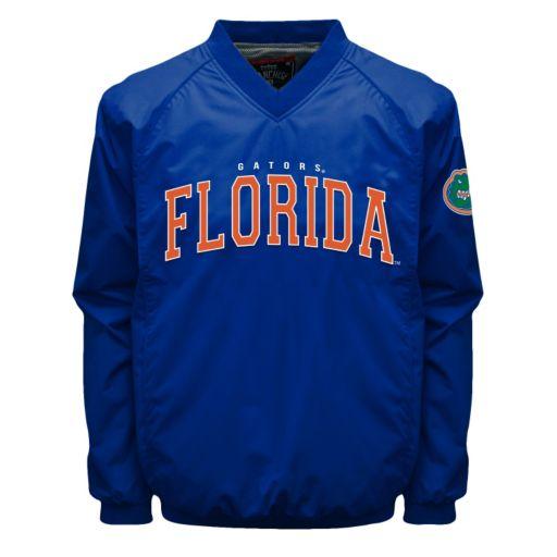 Men's Franchise Club Florida Gators Coach Windshell Jacket