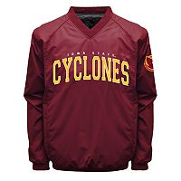 Men's Franchise Club Iowa State Cyclones Coach Windshell Jacket