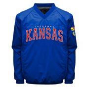 Men's Franchise Club Kansas Jayhawks Coach Windshell Jacket