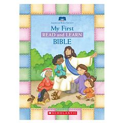 My First Read and Learn Bible Book