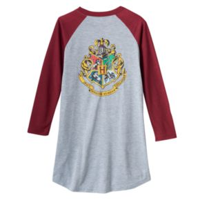"Girls 6-14 Harry Potter ""Hogwarts"" Dorm Nightgown"