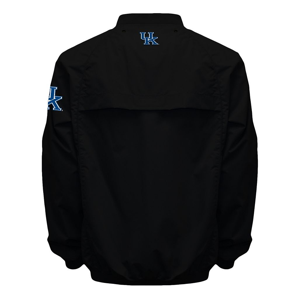 Men's Franchise Club Kentucky Wildcats Coach Windshell Jacket
