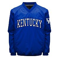 Men's Franchise Club Kentucky Wildcats Coach Windshell Jacket