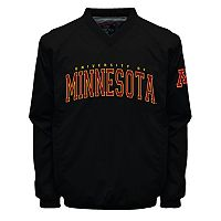 Men's Franchise Club Minnesota Golden Gophers Coach Windshell Jacket