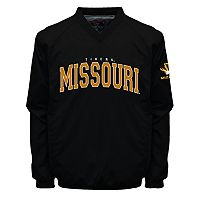 Men's Franchise Club Missouri Tigers Coach Windshell Jacket