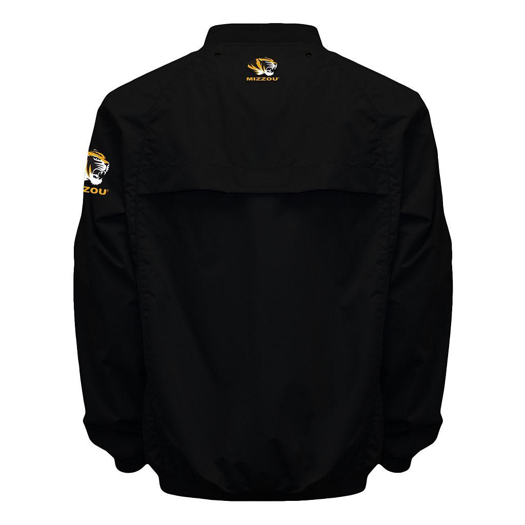 Men's Franchise Club Missouri Tigers Coach Windshell Jacket