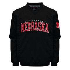 Men's Franchise Club Nebraska Cornhuskers Coach Windshell Jacket