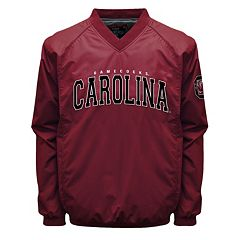 Men's Franchise Club South Carolina Gamecocks Coach Windshell Jacket