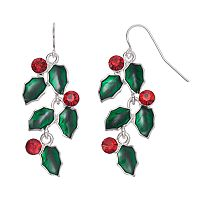 Holly Drop Earrings