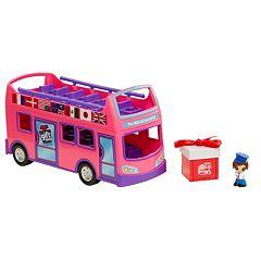 Gift 'Ems 3 pc Tour Bus Set