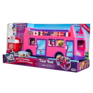 Gift 'Ems 3-pc. Tour Bus Set