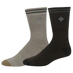 Men's Columbia Thermal Crew Socks