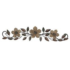 Wood And Iron Wall Art Impressive Metal Art  Wall Decor Home Decor  Kohl's Design Ideas