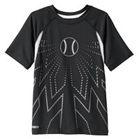 Boys 4-10 Jumping Beans® Play Cool Performance Baseball Graphic Tee