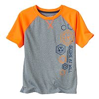 Boys 4-10 Jumping Beans® Raglan Sports Graphic Tee