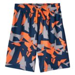 Boys 4-10 Jumping Beans® Printed Performance Shorts