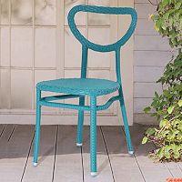 Sunjoy Edina II Wicker Outdoor Chair 4-piece Set