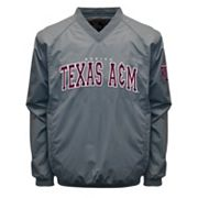 Men's Franchise Club Texas A&M Aggies Basketball Coach Windshell Jacket