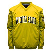 Men's Franchise Club Wichita State Shockers Coach Windshell Jacket