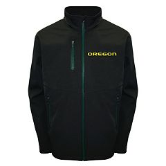 Men's Franchise Club Oregon Ducks Softshell Jacket