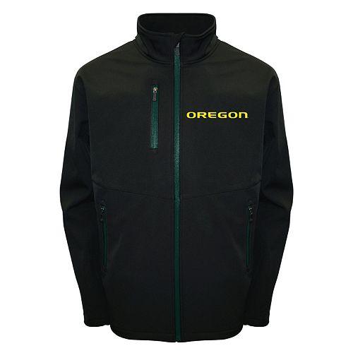 Men's Franchise Club Oregon Ducks Softshell Jacket
