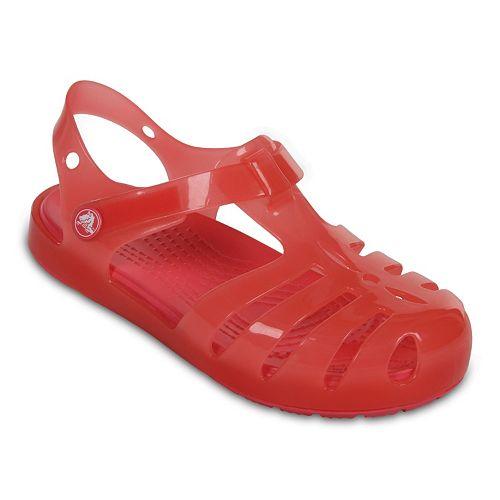 58850cab6b8 Crocs Isabella Preschool Girls  Sandals