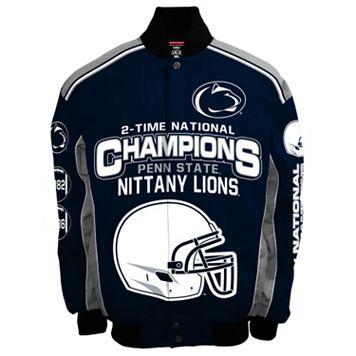 Men's Franchise Club Penn State Nittany Lions Champions Twill Jacket