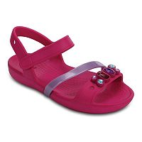 Crocs Lina Girls' Jewel Sandals