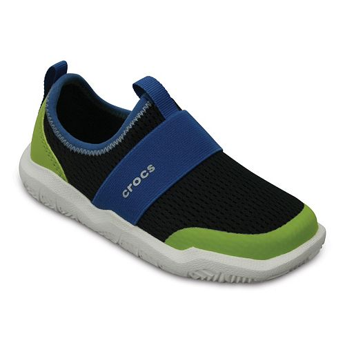 125f4681a309 Crocs Swiftwater Easy On Boys  Water Shoes