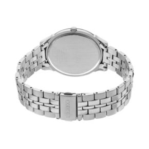 Seiko Men's Core Stainless Steel Solar Watch - SUP865