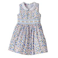 Toddler Girl Bonnie Jean Floral Dress