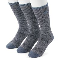 Men's Columbia 3-pack Striped Crew Socks