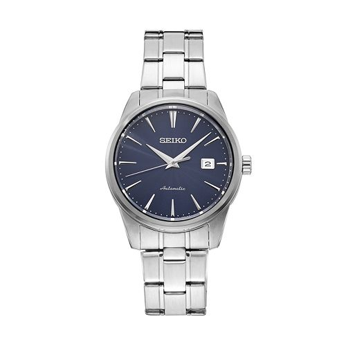 Seiko Men's Core Stainless Steel Automatic Watch - SRPA29