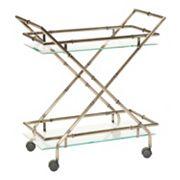 OSP Designs Lanai Bar Cart