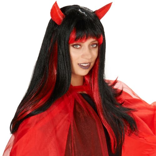 Adult Wicked Devil Costume Wig