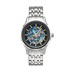 Armitron Men's Automatic Skeleton Watch - 20/5170BLSV