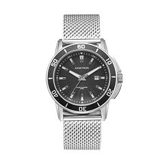 Armitron Men's Mesh Watch - 20/5176BKSV