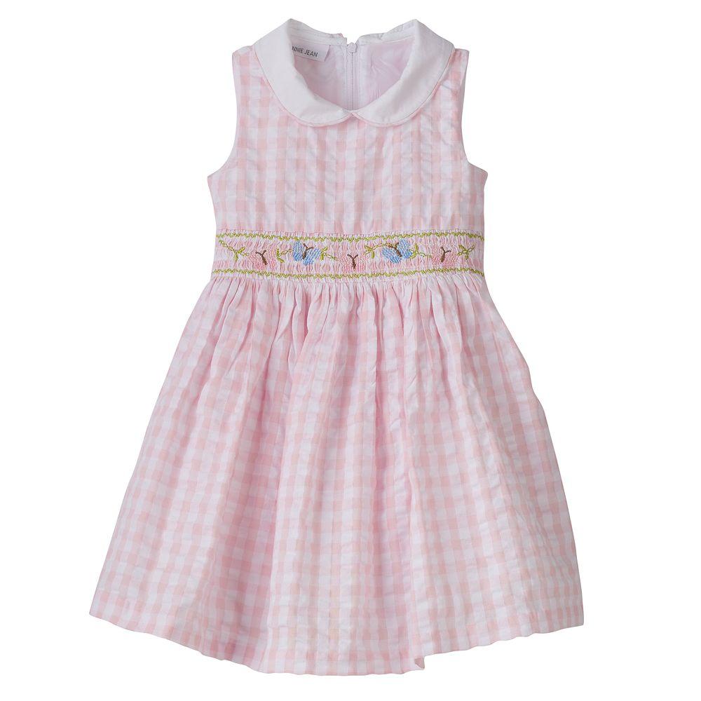 64da2c6047b1 Toddler Girl Bonnie Jean Butterfly Dress