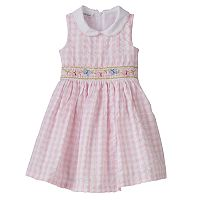 Toddler Girl Bonnie Jean Butterfly Dress