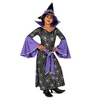 Kids Charming Witch Costume