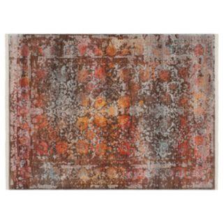 Safavieh Vintage Persian Theodora Framed Floral Rug