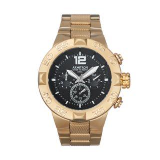 Armitron Men's Watch - 20/5198BKGP
