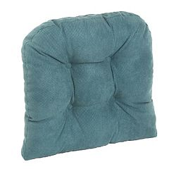 "The Gripper Twillo Extra Large 17"" x 17"" Tufted Chair Pad"
